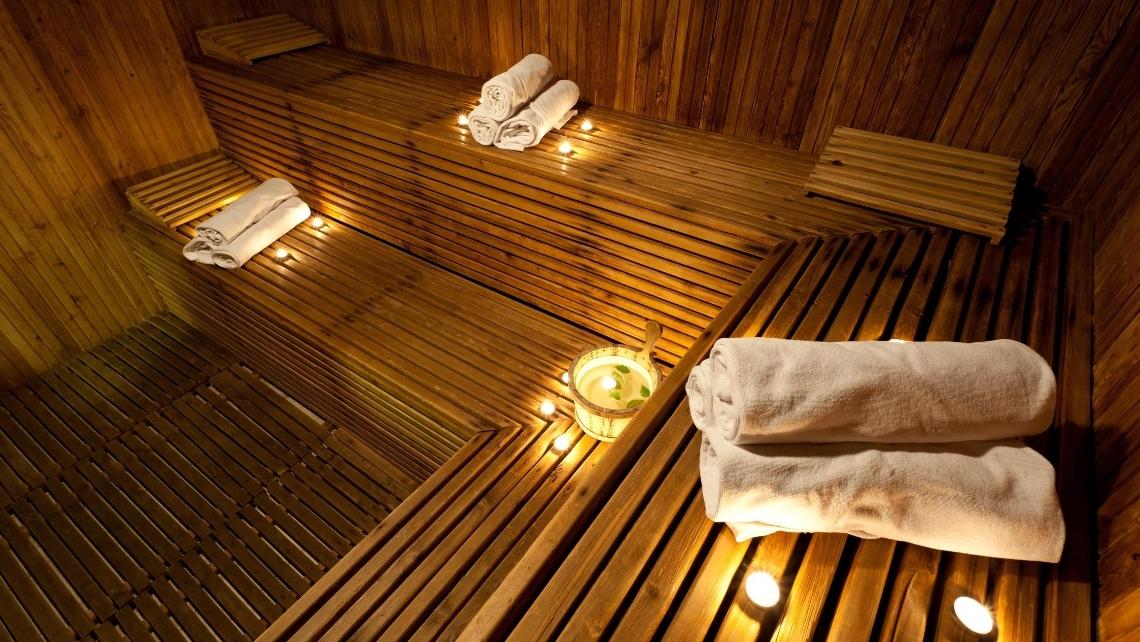 Czy sauna jest dobra na cellulit?