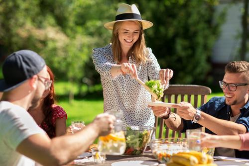 garden party - robimy przyjęcie w ogrodzie