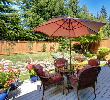 parasol ogrodowy home garden