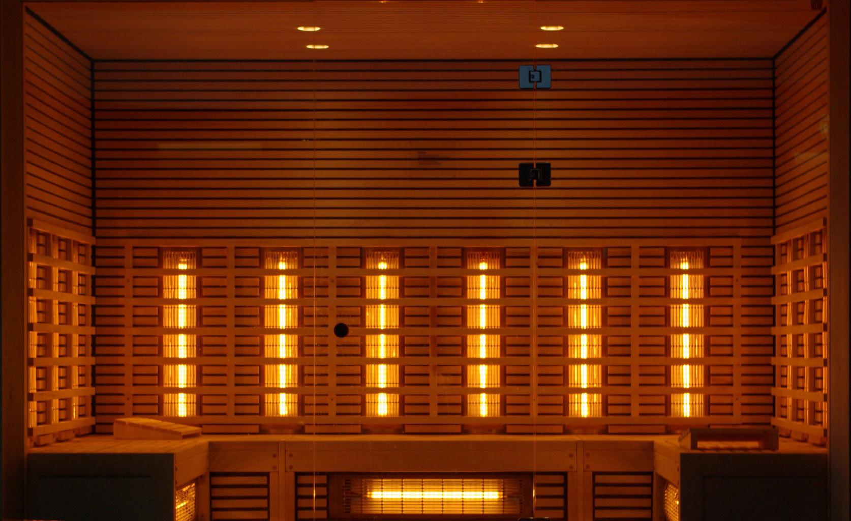 sauna infrared (na podczerwień)